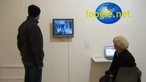 Loogie.net TV - Be the first to know - NGBK Neue Gesellschaft für Bildende Kunst Berlin