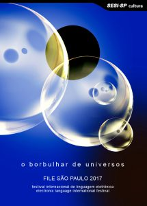Bubbling bubbles in an simplified universe