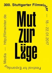 Gelber Umschlag mir schwarzer Schrift: Mut zur Lüge