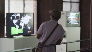 TV Bot 1.0 and TV Bot 2.0, CEAAC - Centre européen d'actions artistiques contemporaines, Strasbourg