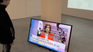 TV Bot 3.0 - World News as Soon as It Happens, Fotomuseum Winterthur, Marc Lee