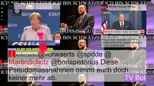 TV Bot - Bundestagswahl - Meinungskampf in den Sozialen Medien 2