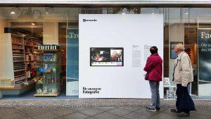 TV Bot - Bundestagswahl - Meinungskampf in den Sozialen Medien - Buchhandlung Thalia am Paradeplatz, Mannheim